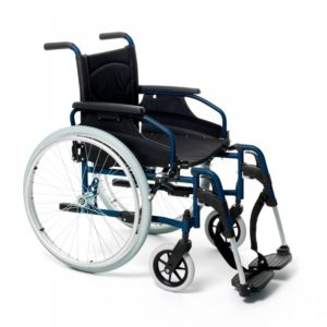 Кресло-коляска инвалидное механическое Vermeiren V100