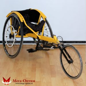 Активное кресло-коляска Король скорости Мега-Оптим Fs 720l