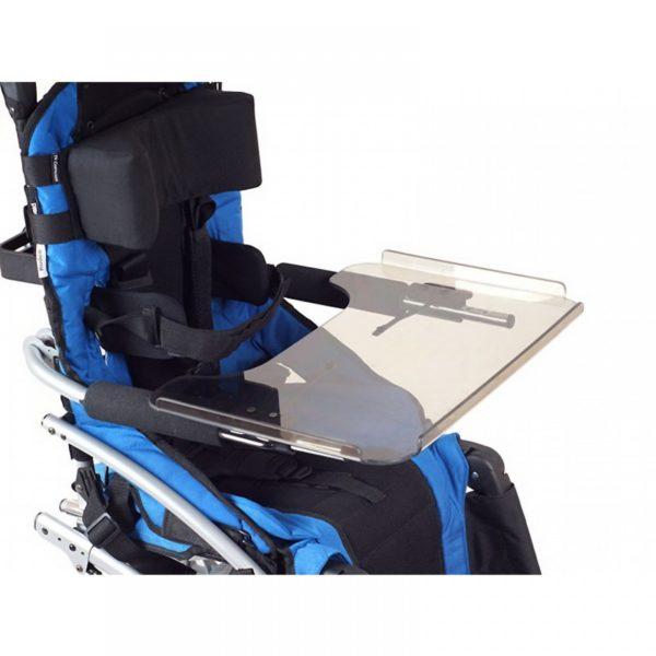 Прозрачный столик для коляски Convaid Cruiser