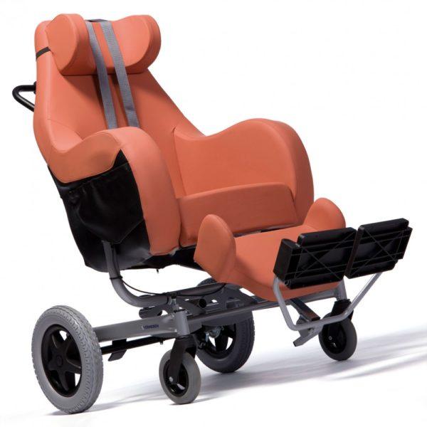 Кресло-коляска для инвалидов повышенной комфортности Vermeiren Coraille