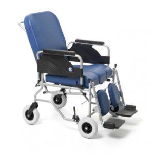 Кресло-каталка с санитарным оснащением Vermeiren 9302