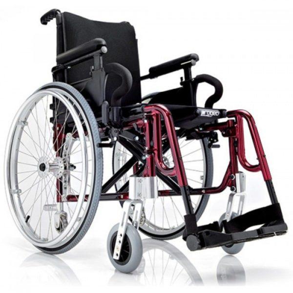 Кресло-коляска с ручным приводом активного типа Progeo Basic light plus