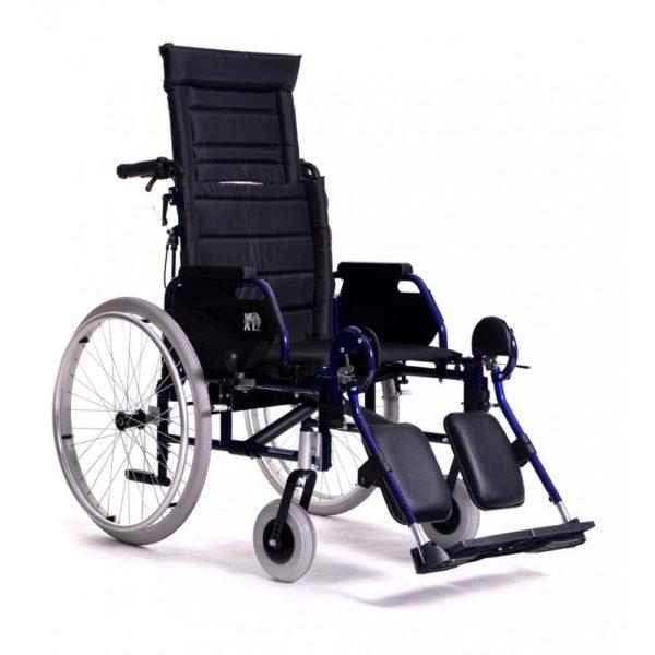 Кресло-коляска механическая многофункциональная Vermeiren Eclips X4 90°