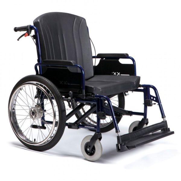 Кресло-коляска инвалидное механическое Vermeiren Eclips Xl