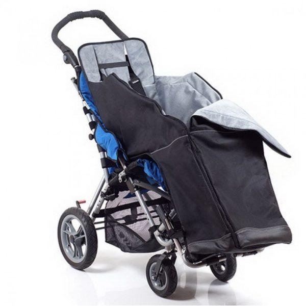 Зимний мешок для коляски Convaid Metro
