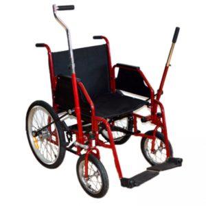 Кресло-коляска рычажная Мега-Оптим 514 Ac