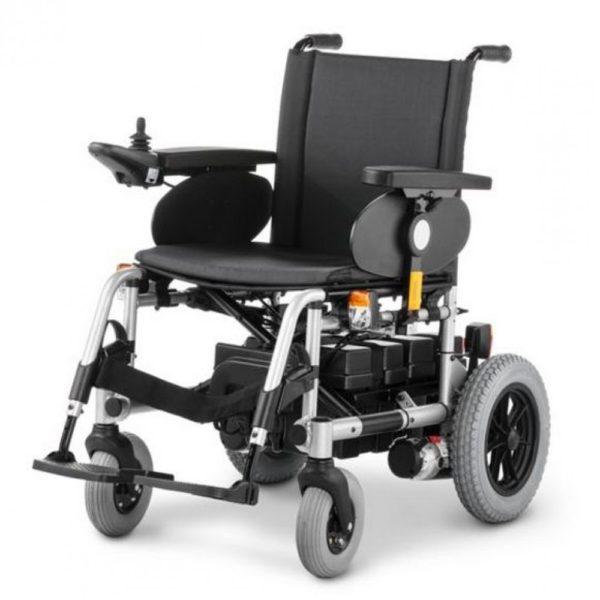 Кресло-коляска с электроприводом складная Meyra 9.500 Clou