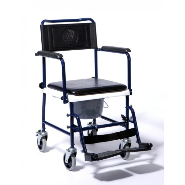 Кресло-коляска с санитарным оснащением Vermeiren 139b