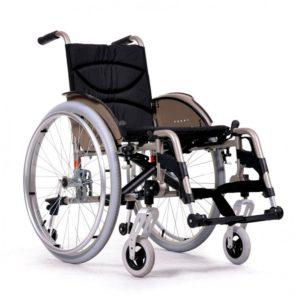 Кресло-коляска инвалидное механическое Vermeiren V200 Go
