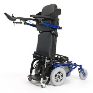 Кресло-коляска электрическая вертикализатор Vermeiren Timix Su