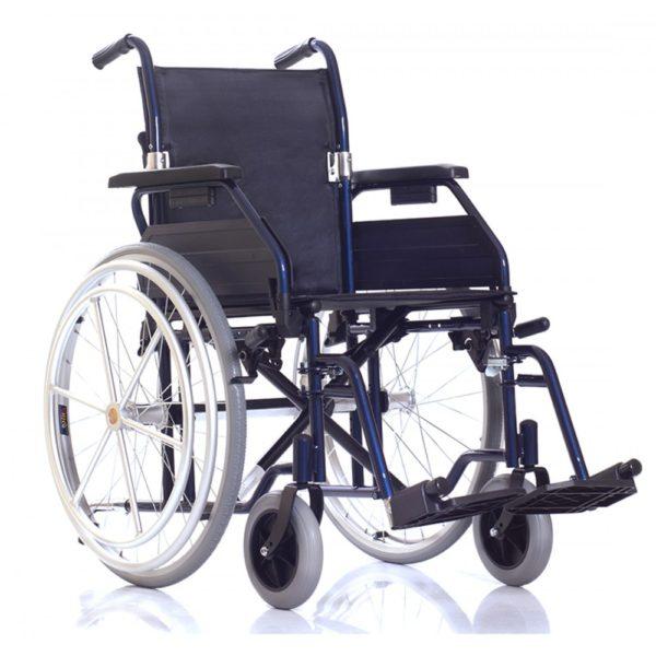 Инвалидная коляска для управления одной рукой Ortonica Base 180 H
