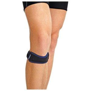Бандаж на коленный сустав с фиксацией надколенника Orlett Pkn-103
