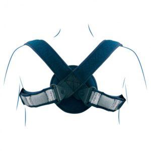 Детский ортез для фиксация ключицы, реклинатор Thuasne Ligaflex ® Junior Clavicular Straps 2640