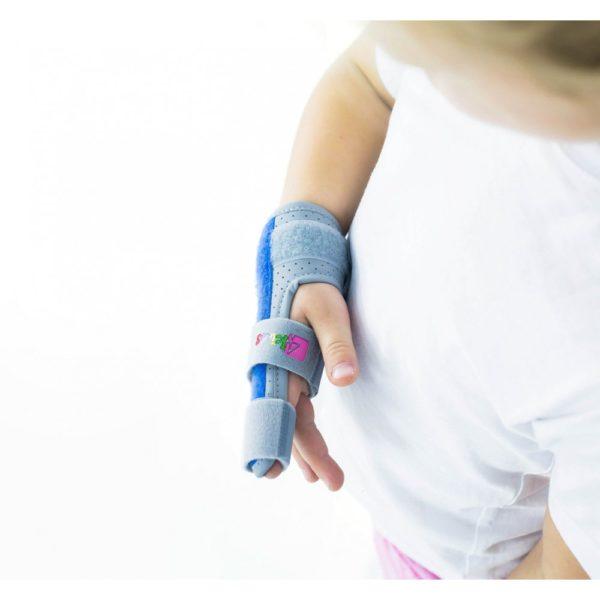 Детский ортез пальца руки Reh4Mat Am-d-02