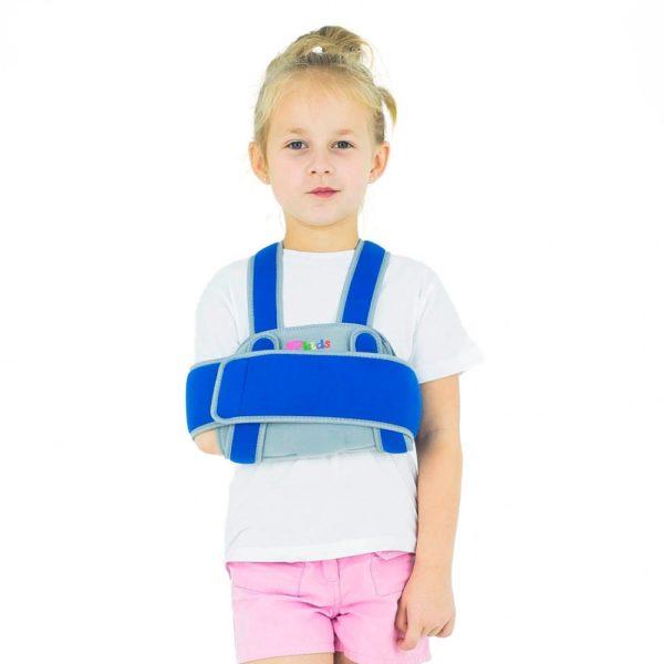 Детский ортез плечевого и локтевого сустава Reh4Mat Am-sob-02