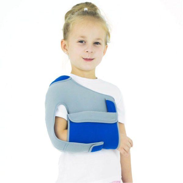 Детский ортопедический акромиально-ключичный жилет Reh4Mat Torto Am-kob