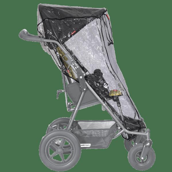 Дождевик для колясок (размер L) Patron Rprk01302