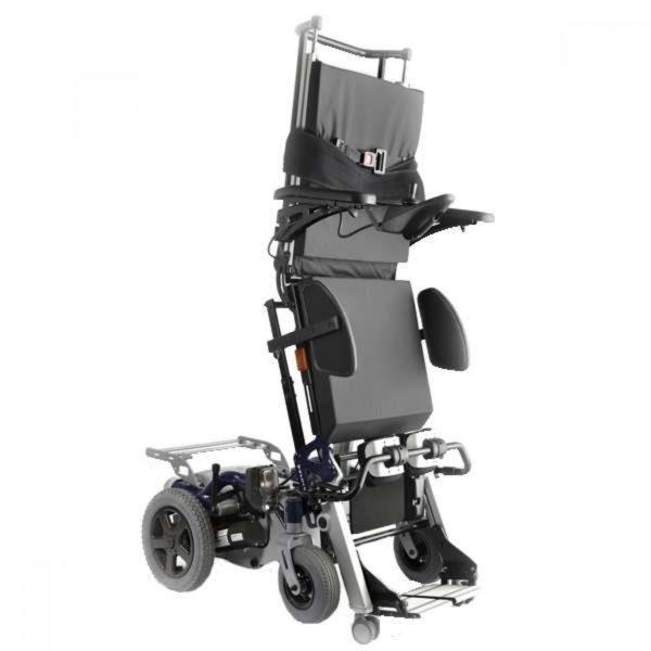 Электрическая коляска с вертикализатором Invacare Dragon