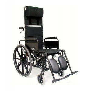 Функциональная кресло-коляска с откидной спинкой Karma Medical Ergo 504