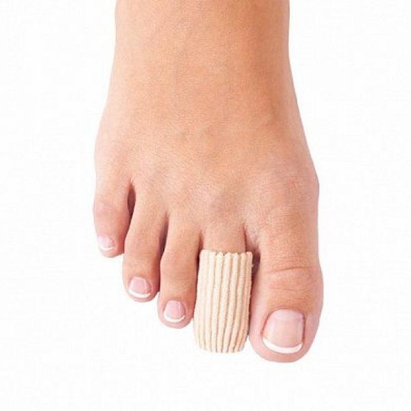 Гелево-тканевий  колпачок на палец Ortmann Temis F-000331-05