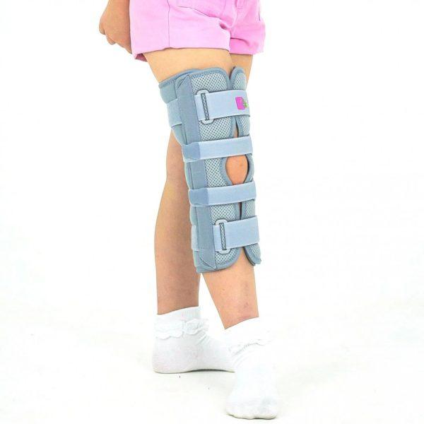 Иммобилизирующий детский ортез нижней конечности — тутор Reh4Mat Am-tud-kd