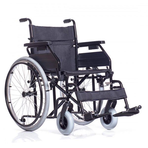Инвалидная кресло-коляска с дополнительной регулировкой задних колес Ortonica Olvia 10