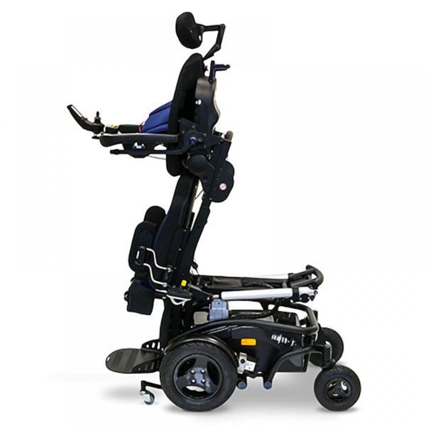 Инвалидная кресло-коляска-вертикализатор с электроприводом Meyra Nemo Vertical 1.595