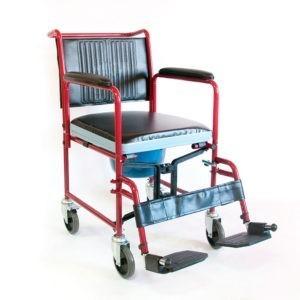 Инвалидное кресло-коляска с санитарным устройством Мега-Оптим Fs 692-45