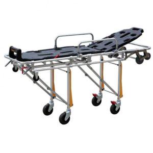Каталка для автомобилей скорой медицинской помощи Мед-Мос Ydc-3а (нерж. сталь)