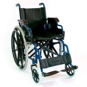 Коляска инвалидная Мега-Оптим Fs 909b
