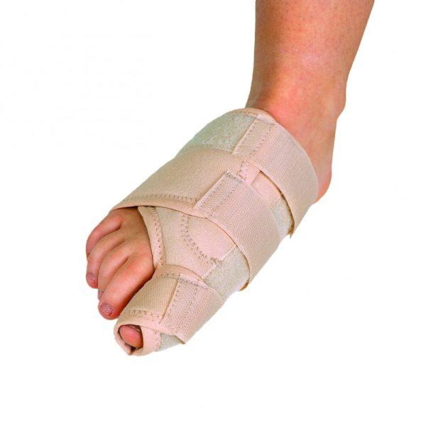 Коррегирующее приспособление для пальцев ног при Hallux-Valgus (ночной) Orliman Hv-30