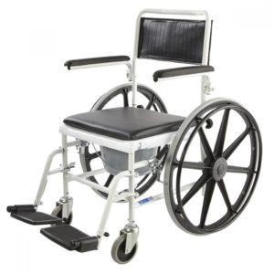 Кресло-каталка инвалидная с туалетным устройством Barry W24 (5019w24)