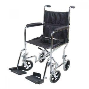 Кресло-каталка инвалидная складная Barry W3 (5019c0103sf)