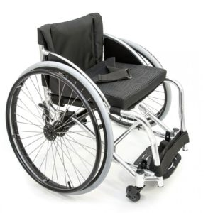Кресло-коляска для танцев Мега-Оптим Fs 755 L