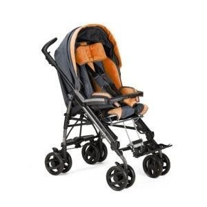Кресло-коляска инвалидная детская для детей дцп Fumagalli Плико