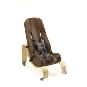 Кресло Special Tomato Sitter c деревянной стационарной базой