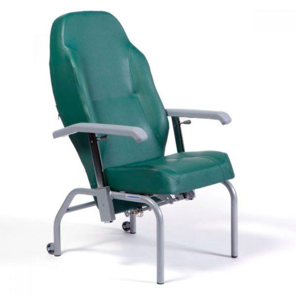 Кресло-стул повышенной комфортности (гериатрическое кресло) с фиксируемой спинкой Vermeiren Provence