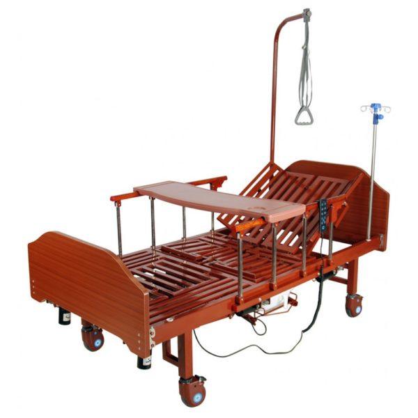 Кровать электрическая с боковым переворачиванием Мед-Мос Yg-3 (мм-092пн)