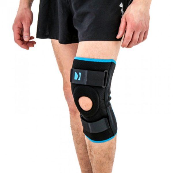 Ортез коленного сустава с ортопедическими упругими вставками Reh4Mat Am-osk-z/s-p