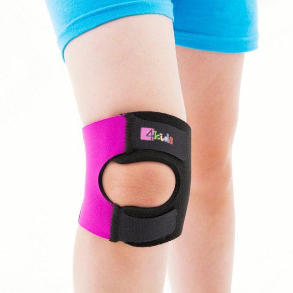Открытый ортез колена фиксирующий надколенник Reh4Mat Fix-kd-04