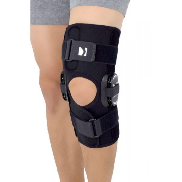 Открытый ортез колена с регулировкой подвижности Reh4Mat Am-osk-o/2r