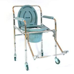 Передвижной туалет на 4-х колесах Мега-Оптим Lk 8001