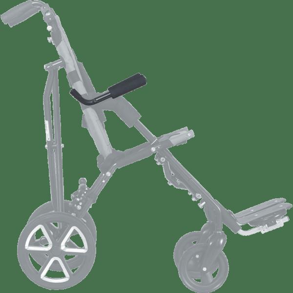 Подлокотники для колясок (только CRX/CNX - 30,34) Patron Rprb02302