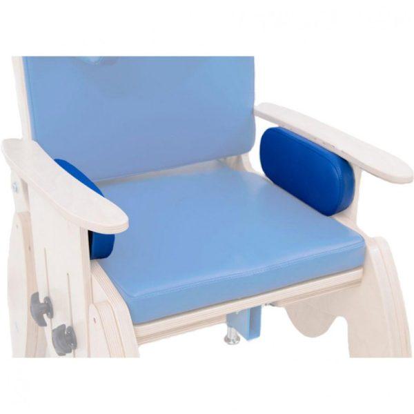 Подушки сужающие сидение шир. 6см для кресла Akcesmed Кидо Home_134