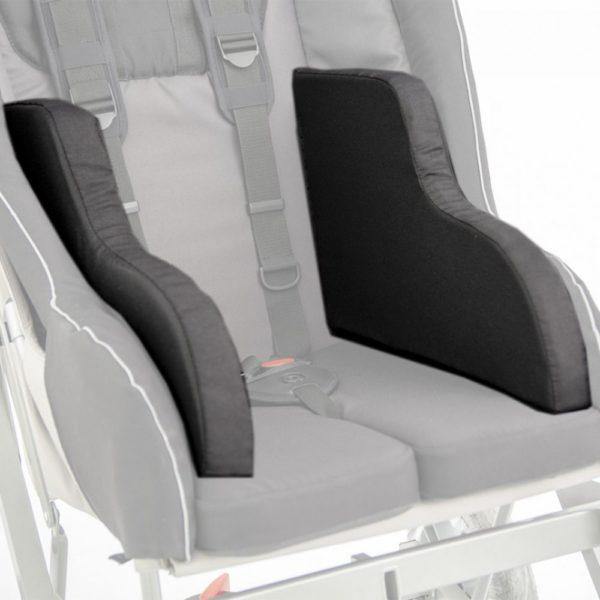 Подушки сужающие сидение шир. 10 см для коляски Akcesmed Рейсер Нова Nva_137