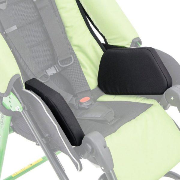Подушки сужающие сидение шир. 6 см для коляски Akcesmed Рейсер Улисес Ule_134