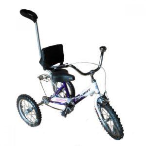 """Велосипед-тренажер для детей с ДЦП ВелоЛидер 14"""" 014"""