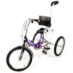"""Велосипед-тренажер для детей с ДЦП ВелоЛидер 18"""" 018"""