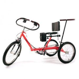Велосипед-тренажер для подростков с ДЦП ВелоЛидер + 025