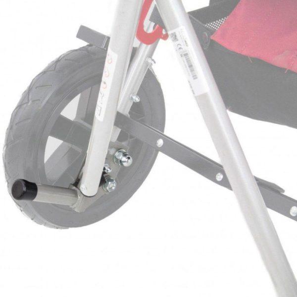 Вспомогательная педаль для коляски Akcesmed Рейсер Улисес Ule_433